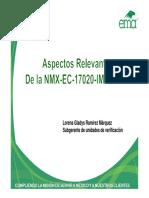 Aspectos relevantes de EMA de la 17020.pdf