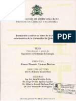 Instalacion Solarimetrica Oficial