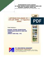 Cover - Akuifer Depok 2