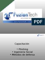 Tecnicas - Phishing - I Social.pps