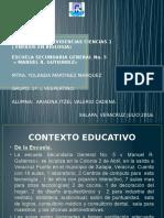 Portafolio de Evidencias Ciencias 1 Yolanda Final