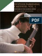 Christopher Parkening Guitar Method VOL.1 ANDRES SEGOVIA.pdf