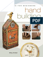Ceramics for Beginners - Hand Building