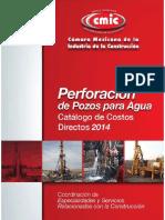 Costos Directos Perforacion de Pozos para Agua.pdf