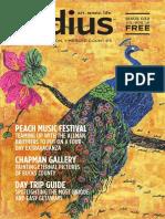 Radius Magazine Issue 32