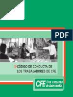 13.- Código de Conducta CFE