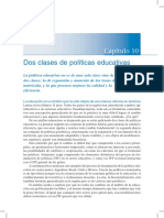 Navarro_2005 Dos Clases de Politicas