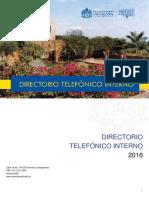 Directorio Telefonico JaverianaCali