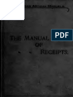 The Manual of Receipts