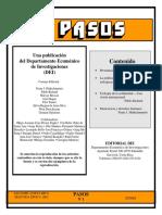 REVISTA PASOS 1