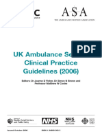 Clinical Guidelines 2006