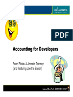 Training - Accounting for Developers - Good One