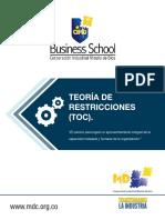 Manual Teoría de Restricciones