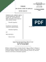 Law v. NCAA, 134 F.3d 1010, 10th Cir. (1998)