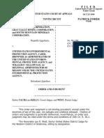 Aztec Minerals Corp. v. EPA, 10th Cir. (1999)