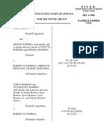 Cruz v. Gutierrez, 10th Cir. (2000)