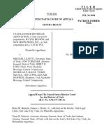 UT Licensed Beverage v. Leavitt, 256 F.3d 1061, 10th Cir. (2001)