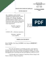 OCAW Intn'l Union v. Conoco, Inc., 10th Cir. (2003)