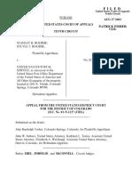Boehme v. United States Postal, 343 F.3d 1260, 10th Cir. (2003)