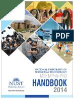 MS MPhil PhD Handbook 2014
