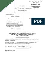 Fye v. Oklahoma Corp. Com'n, 516 F.3d 1217, 10th Cir. (2008)