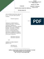 ADVANTEDGE BUSINESS GROUP, LLC v. Thomas E. Mestmaker & Assoc., 552 F.3d 1233, 10th Cir. (2009)