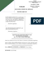 Rasenack Ex Rel. Tribolet v. AIG Life Ins. Co., 585 F.3d 1311, 10th Cir. (2009)