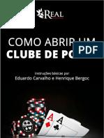 Como Abrir Um Clube de Poker