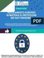 Guida regolamento privacy
