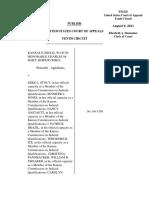 Kansas Judicial Watch v. Stout, 653 F.3d 1230, 10th Cir. (2011)