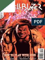 Hellblazer #127 Tidus Game Comics