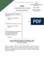 Emcasco Insurance Co. v. CE Design, 10th Cir. (2015)