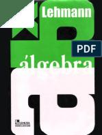 Algebra - Lehmann - Wree