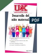 Desarrollo Del Niño Materno Revista