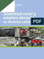 Juventud Rural y Empleo Decente