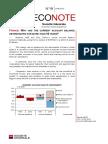 130614 EcoNote18 Solde Courant de La France En