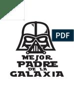 El Mejor Papa de La Galaxia