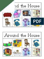 Around the House Bingo