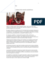 El Cristianismo en África
