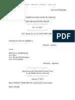 United States v. Weylin O. Rodriguez, 11th Cir. (2015)