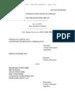 Daedalus Capital LLC v. Bradford Vinecombe, 11th Cir. (2015)