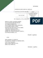 Osorio v. Dow Chemical Company, 11th Cir. (2011)