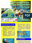 Folleto Campus Actividades Acuaticas CN Pontevedra