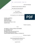 Marisela Herrera v. JFK Medical Center Limited Partnership, 11th Cir. (2016)