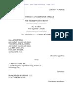 Sally Hatfield v. Prime Staff Holdings, LLC, 11th Cir. (2016)