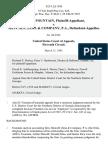 Alan D. Fountain v. Metcalf, Zima & Company, P.A., 925 F.2d 1398, 11th Cir. (1991)