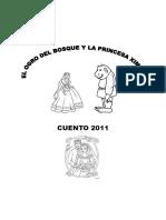 El Ogro Del Bosque y La Princesa Ximena