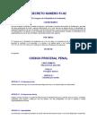 Codigo Procesal Penal Guatemalteco DECRETO DEL CONGRESO 51-92 (1)
