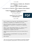 West Peninsular Title Co., Absolute, Inc., Marion H. Cooper, for Estate of Alfred R. Cooper v. Palm Beach County, Carol A. Roberts, Chair of Board of County Commissioners of Palm Beach County, 41 F.3d 1490, 11th Cir. (1995)