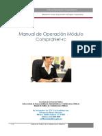 Manual CompraNet Rc